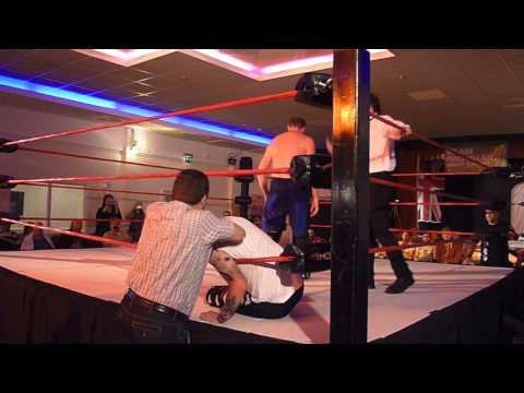 On the Road - Dorset Championship Wrestling