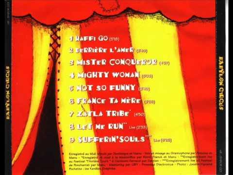 Babylon Circus - Musika - 03 - Mister Conqueror