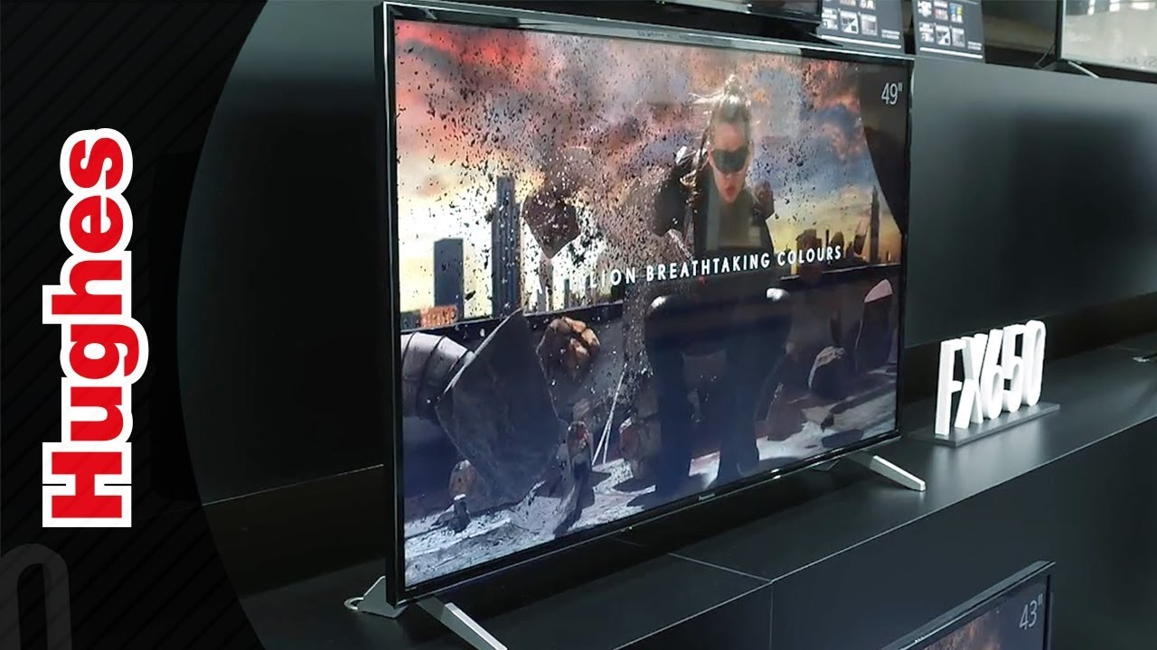 Panasonic FX650 Review - 2018 TV Range