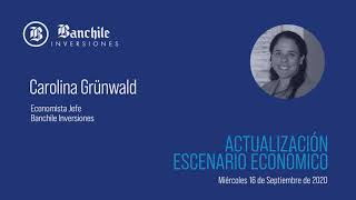 Banchile Inversiones  | Actualización Escenario Económico