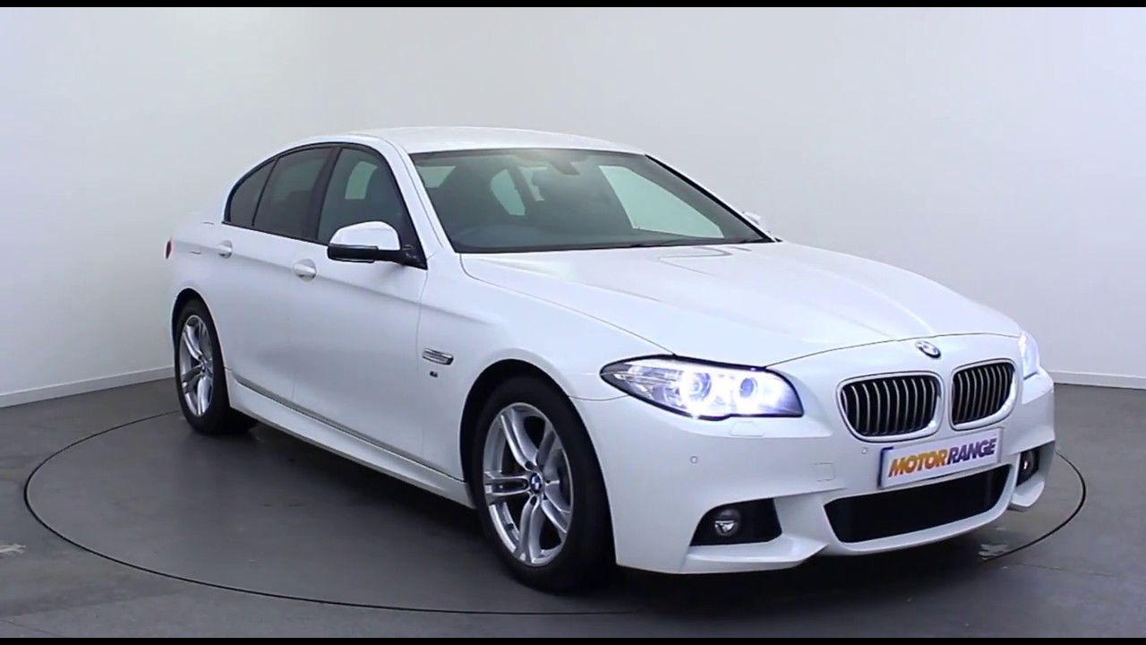 BMW 5 Series: Contacts