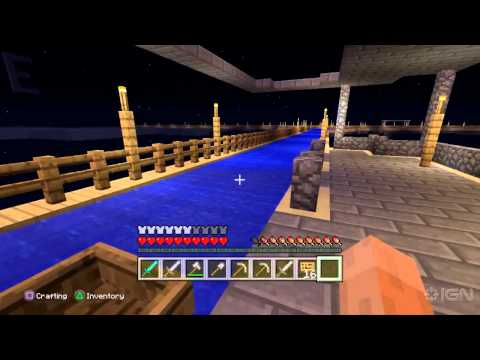 The Cannibal's Neighborhood   IGN Plays Minecraft Ep  48