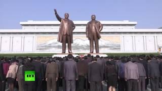 В Северной Корее отметили День народной армии