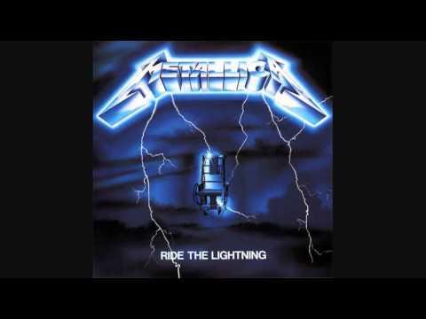 Metallica - Ride The Lightning [Guitar Track]