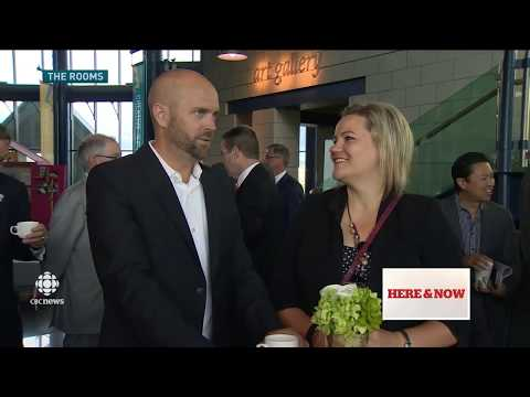 CBC NL Here & Now Monday 18 September 2017