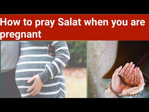 How to pray Salat when you are pregnant ? (Speaker Juveria Ahmad)