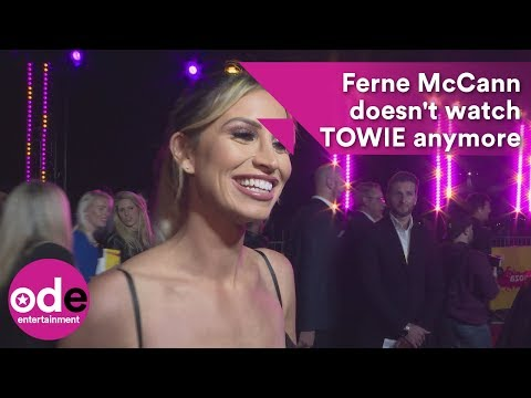 Megan McKenna & Ferne McCann don't watch TOWIE anymore