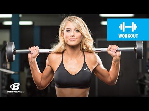 Total-Body Bikini Circuit Workout | Danielle Belanger Gym Videos