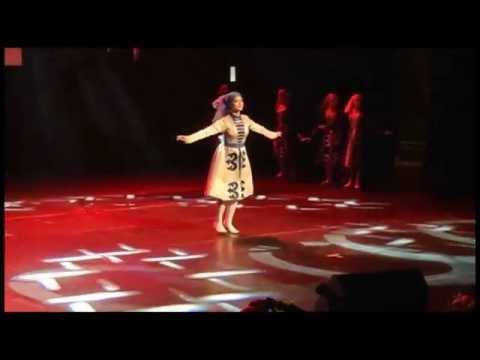 Abkhaz Dance Jeel Nashieen Dance Group June 26 2014