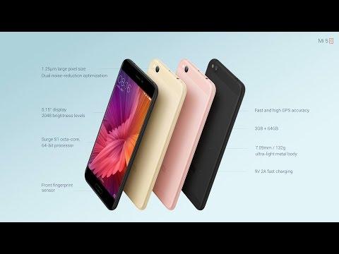 Meet Xiaomi Mi 5c - it