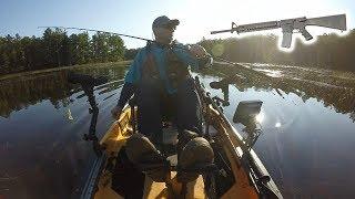 Shots Fired At The Lake