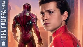 Can Spider-Man Boost Avengers Endgame Over Avatar Record - The John Campea Show thumbnail