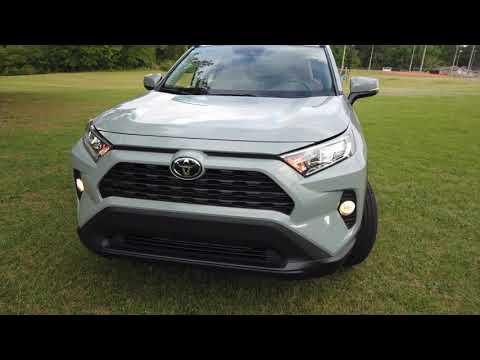 Best Detailed Walkaround 2019 Toyota RAV4 XLE AWD SUV