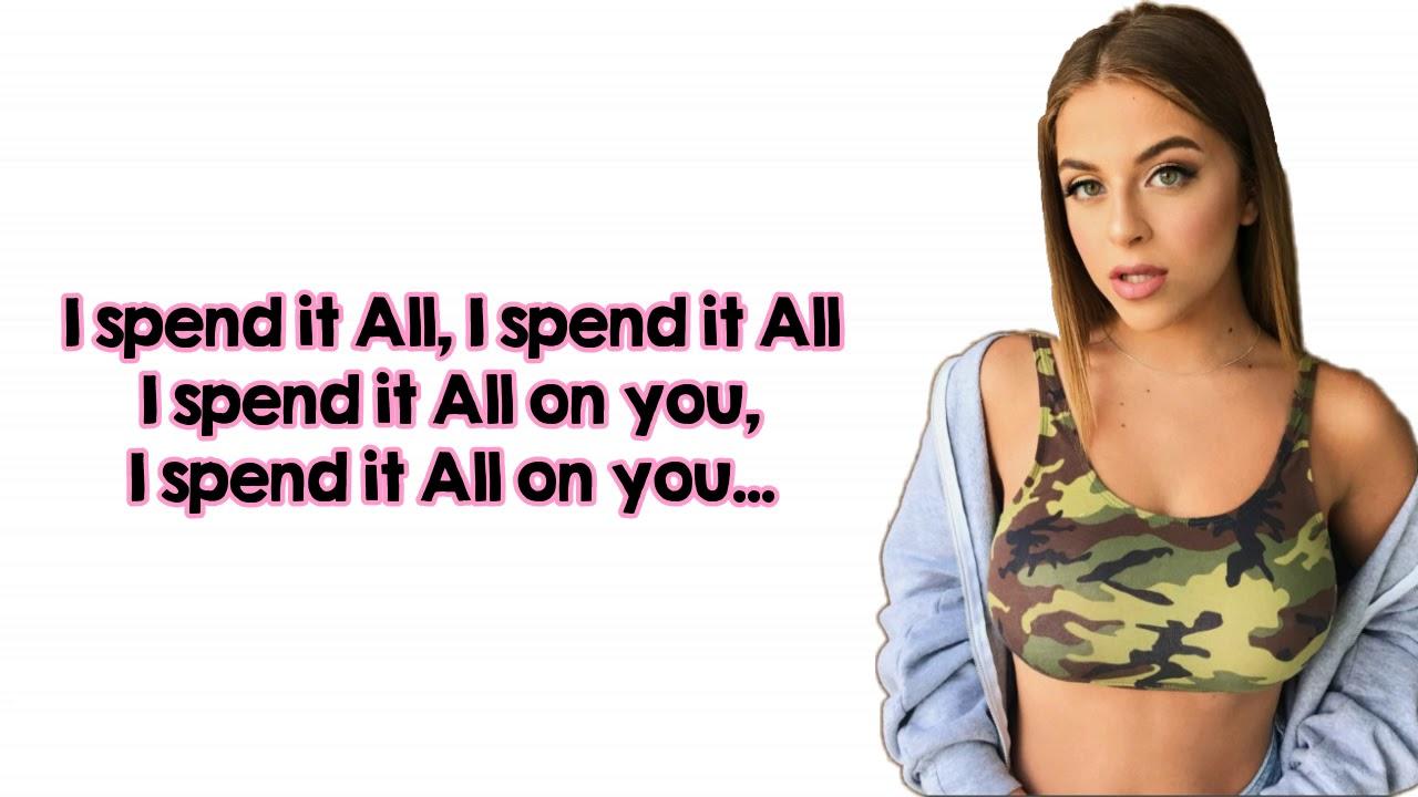 bd9b4eca833a Baby Ariel - Gucci On My Body - (Lyrics) - YouTube