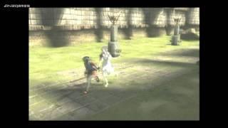ICO (PlayStation 2) Walkthrough Part 4