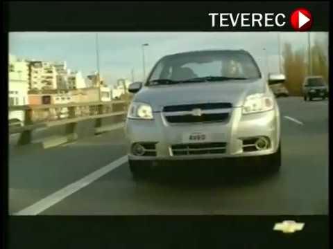 Chevrolet Aveo Como Estar En Casa Tv Spot Uruguay 2009 Teverec Youtube