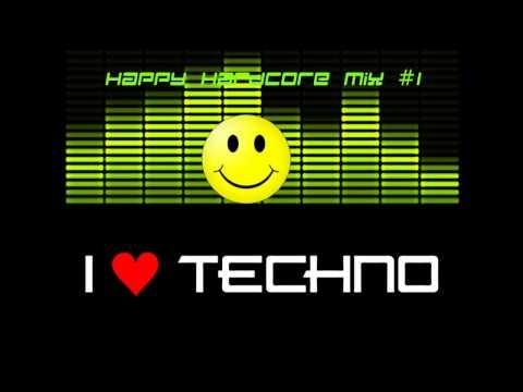 Best Happy Hardcore Mix #1