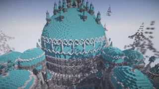 Топ 5 самых эпичных построек в Minecraft