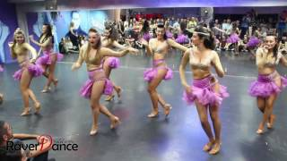 Anna's Ladies - Salsa performance 1