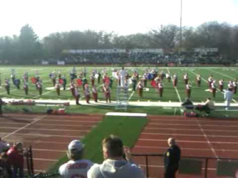 Constantine Falcon Marching Band - Fight Song