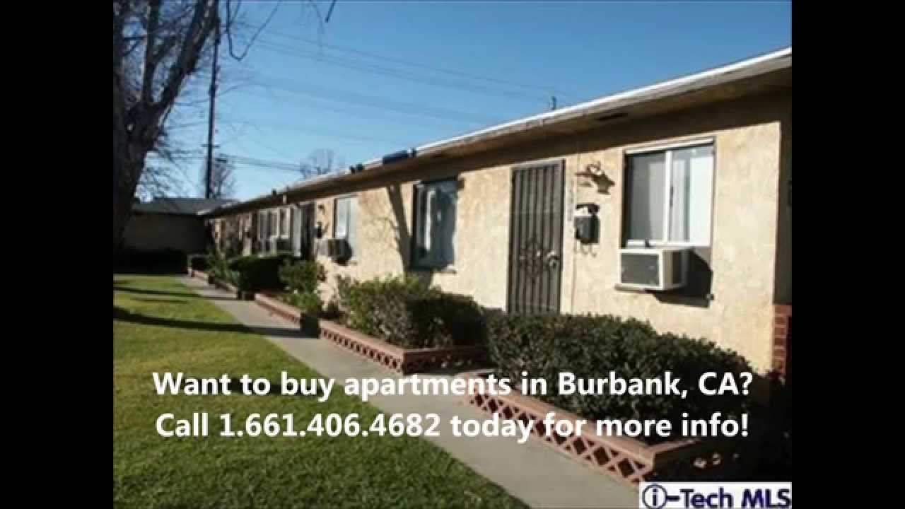 Burbank Apartments For Sale