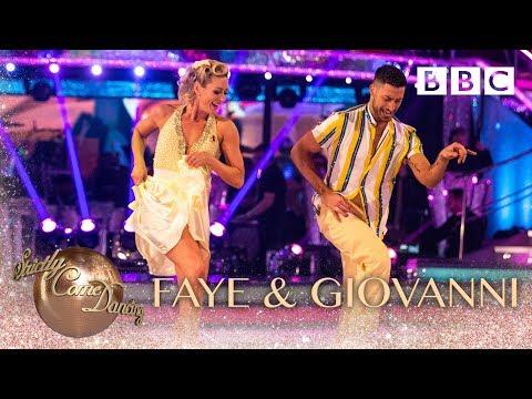 Faye Tozer & Giovanni Pernice Jive to 'Reet Petite' by Jackie Wilson - BBC Strictly 2018