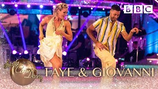 Faye Tozer & Giovanni Pernice Jive to