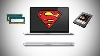 Building the Super Macbook Pro