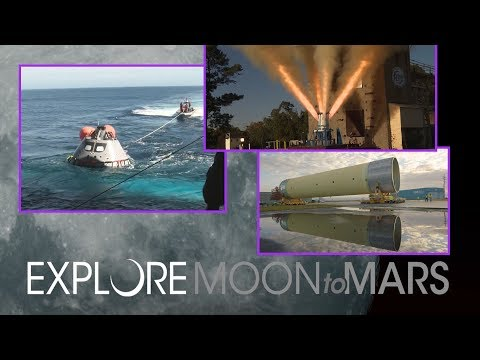 Preparing America for Deep Space - Episode20 - Underway and Moving
