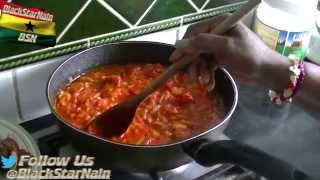Lamb Shoulder And Corned Beef Curry With Basmati Rice (west African Style)