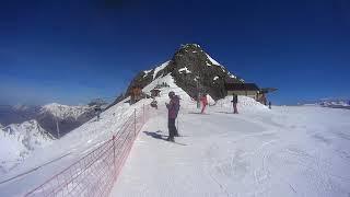 70 км ч на лыжах со склона получилось