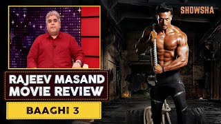 baaghi 3 Movie Review By Rajeev Masand | CNN News18
