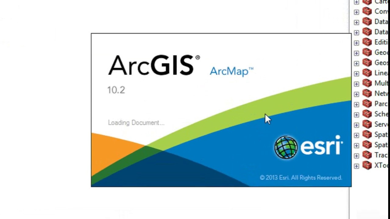 LiDAR processing on ArcGIS
