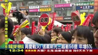 壓軸!台北SOGO週年慶造勢 拚百億業績
