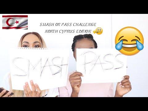 SMASH OR PASS CHALLENGE    NORTH CYPRUS EDITION