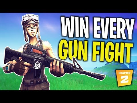 How To Win Gun Fights In Fortnite Chapter 2 *LIMIT BLOOM*