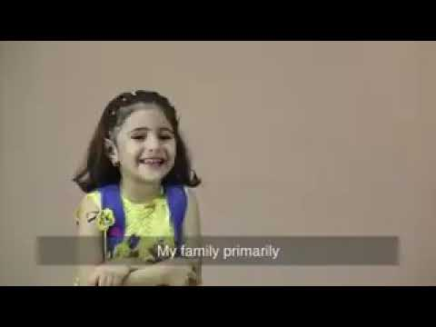 Displaced Yemeni children speaking out about the Saudi-led war