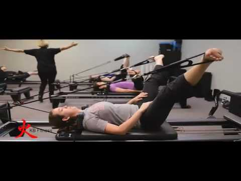 Advanced Pilates Reformer Jumpboard Almaden KB Fitness Small Group Classes