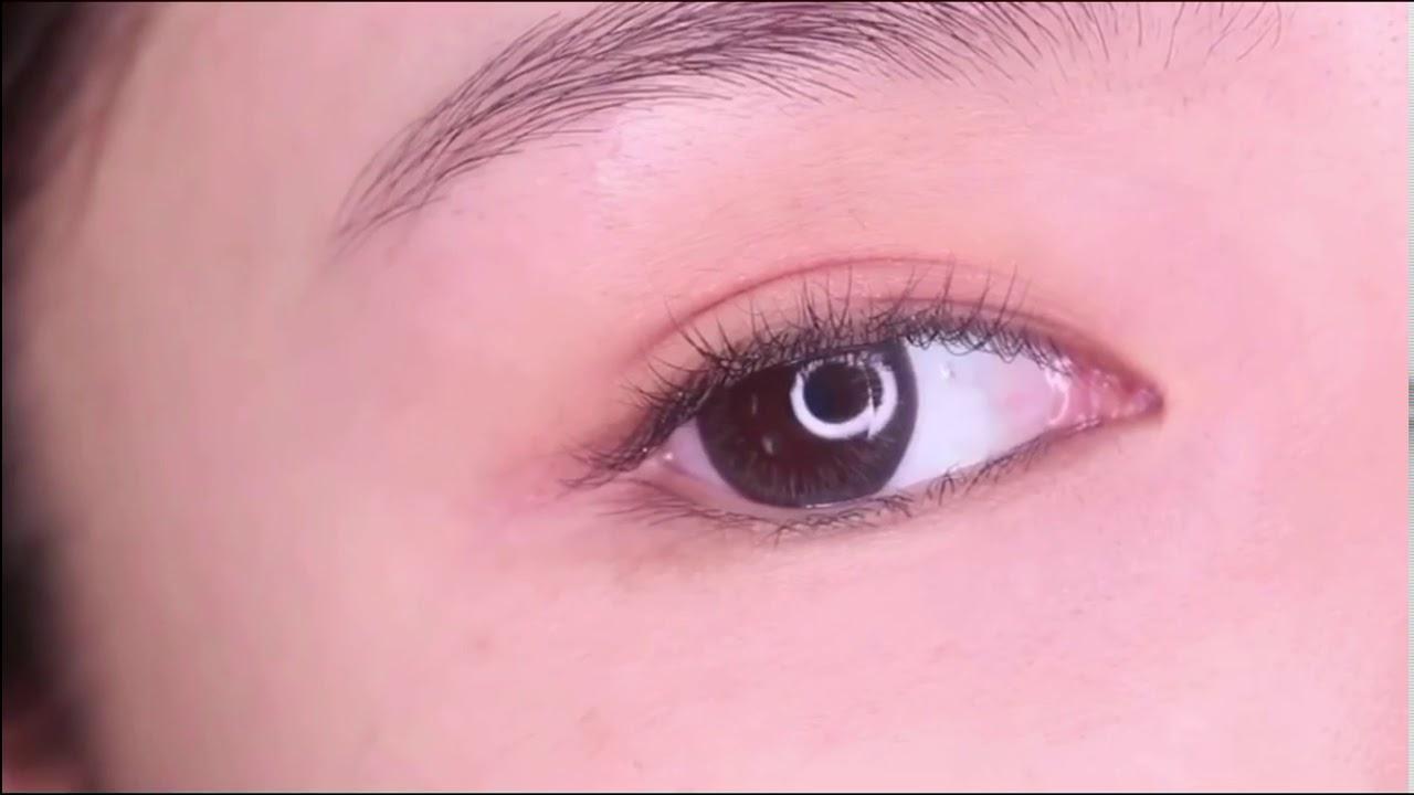 """Trang điểm mắt """"Bí quyết make up"""" đến từ Hàn Quốc"""
