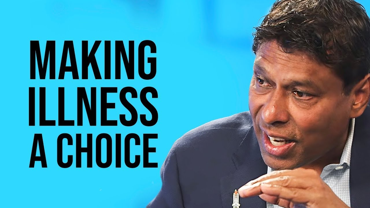 This Is The Root of All Chronic Disease | Naveen Jain on Health Theory