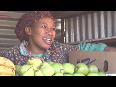 THE MIRROR (Gender-Based Violence) FILM BY MATSELISO MOHALE, LESOTHO