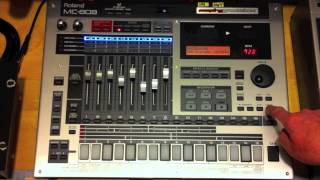 How To Convert Mac Garageband Samples and Loops to Roland MC-808 Part 1