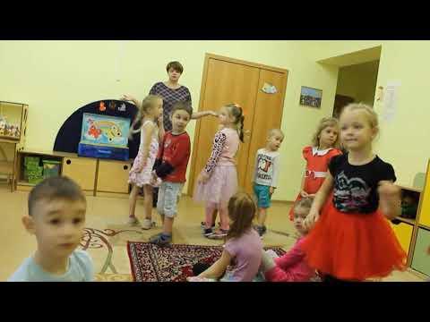 открытое  театрализованное занятие по развитию речи для детей старшей группы