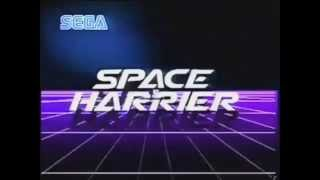 Space Harrier Commercial [1987, SMS]