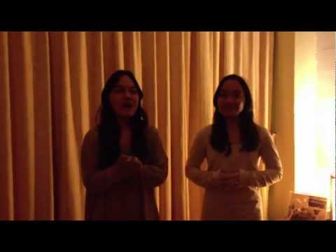 Sofiah and Safiah(S2J) sings Little Mix DNA(acapella)