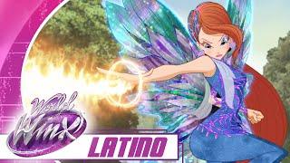 World of Winx | Latino America - Ep.8 El chamán (Clip)