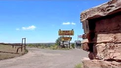 ABANDONED!!! Fort Courage Trading Post!!! Houck,AZ... Buildings with Personal Belongings!! Route 66