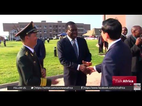 TALK AFRICA: Zimbabwe Looks East