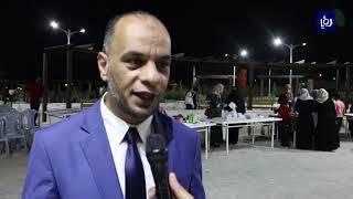 افتتاح مدينة الكرك الترفيهية رسميا