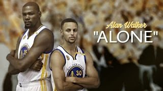   MIX   Kevin Durant & Stephen Curry • Alone   The Dynamic Duo   FV  SPORTS ®